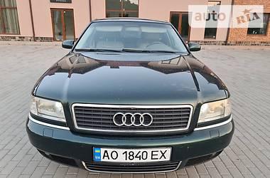 Седан Audi A8 2001 в Мукачево