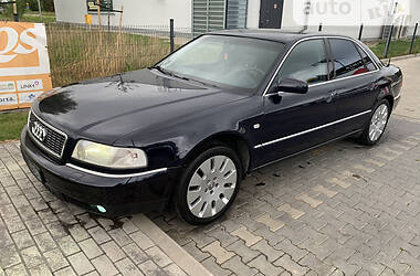 Седан Audi A8 1997 в Новограді-Волинському