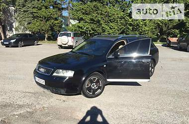 Универсал Audi Allroad 2000 в Збараже