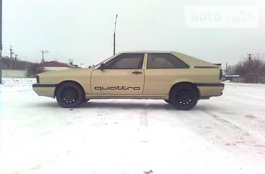 Audi Coupe  1986