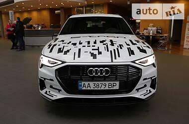 Audi e-tron 2019 в Днепре