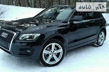 Audi Q5 S-Line 2010