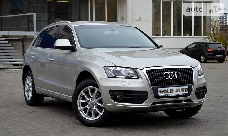 Audi Q5 2012 года в Одессе
