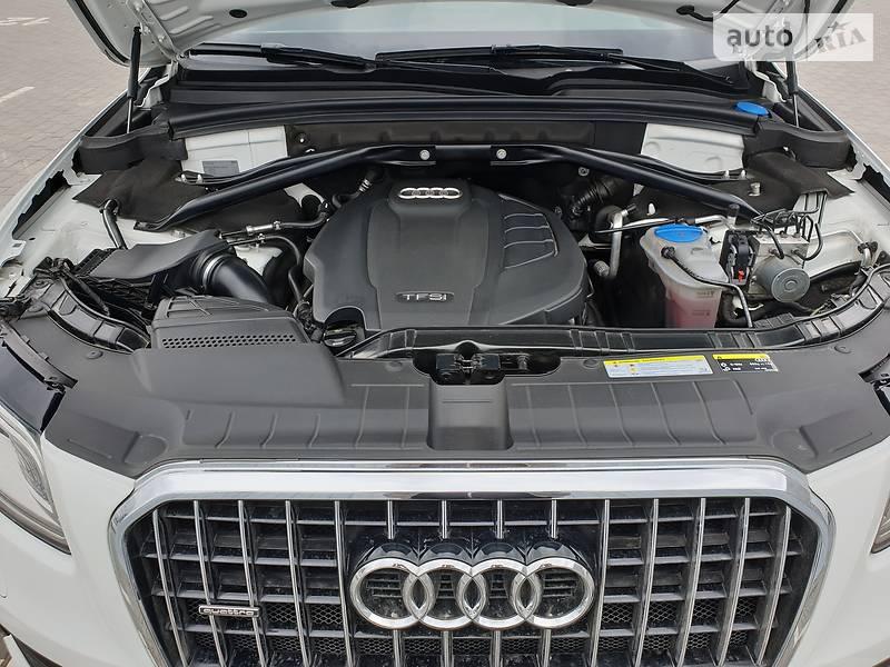 Audi Q5 2016 года в Харькове