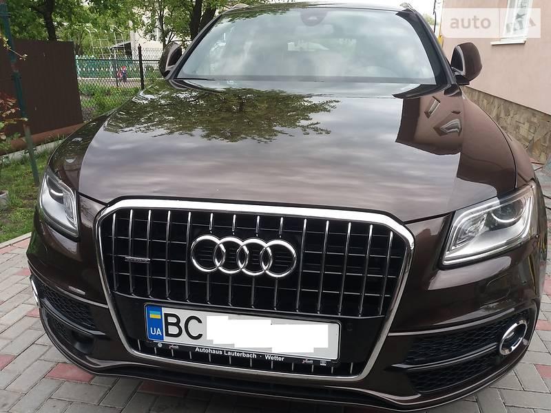 Audi Q5 2016 в Львові