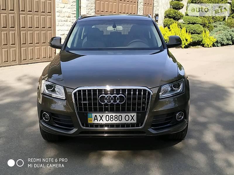 Audi Q5 2013 года в Харькове