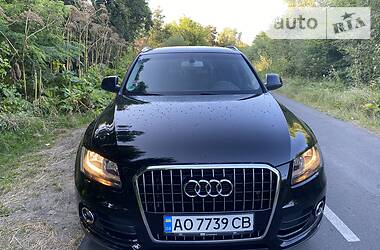 Audi Q5 2014 в Ужгороде