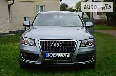 Audi Q5 2011 в Монастыриске
