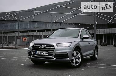 Audi Q5 2018 в Львові