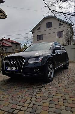 Audi Q5 2014 в Ивано-Франковске