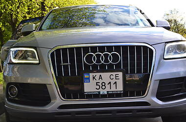 Внедорожник / Кроссовер Audi Q5 2014 в Киеве