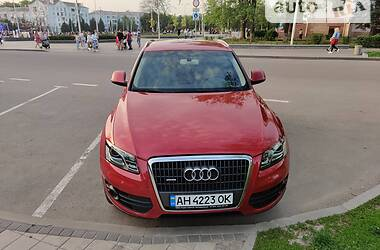 Внедорожник / Кроссовер Audi Q5 2011 в Краматорске