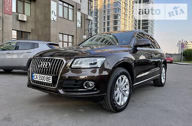 Внедорожник / Кроссовер Audi Q5 2013 в Киеве