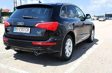 Позашляховик / Кросовер Audi Q5 2011 в Львові