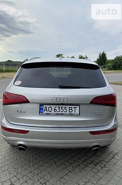 Внедорожник / Кроссовер Audi Q5 2014 в Ужгороде