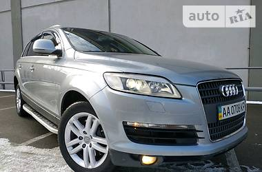 Audi Q7 3.0tdi  2007