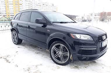 Audi Q7 2015 в Львове