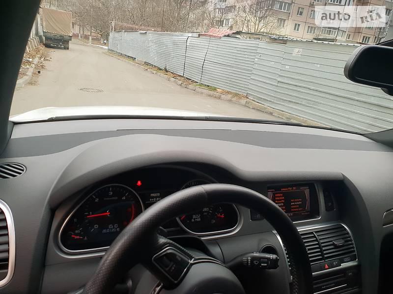 Audi Q7 2012 року в Одесі