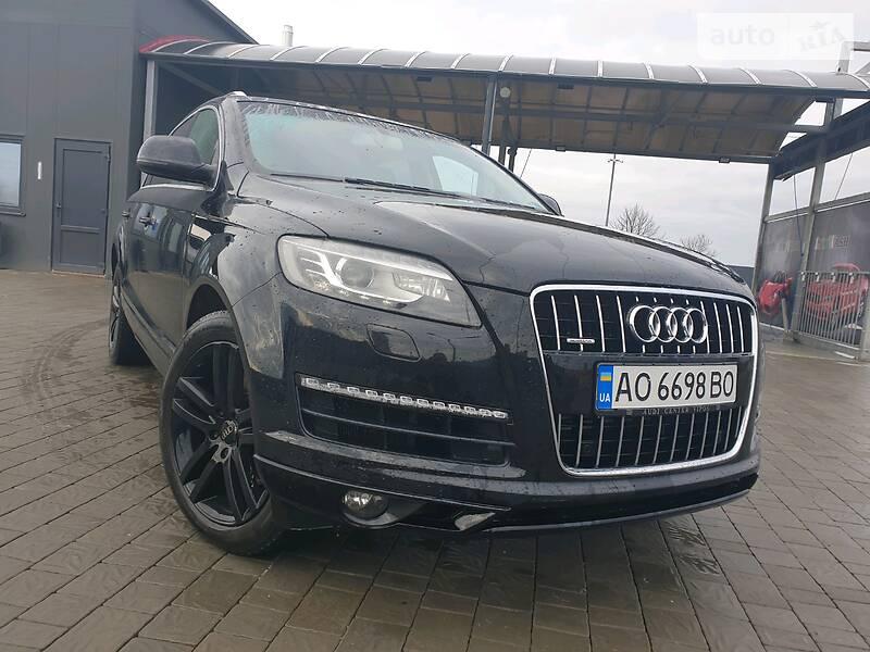 Audi Q7 2011 в Тячеве