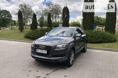 Audi Q7 2015 в Хмельницком