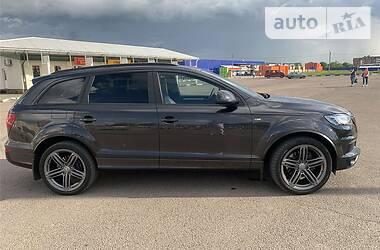 Audi Q7 2013 в Стрые