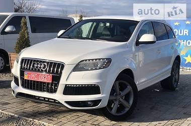 Audi Q7 2010 в Тернополе