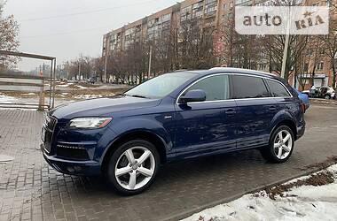 Внедорожник / Кроссовер Audi Q7 2013 в Харькове
