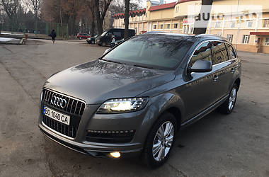 Audi Q7 2013 в Тернополе