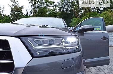 Внедорожник / Кроссовер Audi Q7 2016 в Днепре