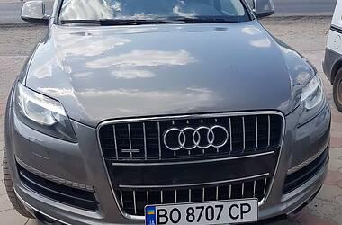 Внедорожник / Кроссовер Audi Q7 2010 в Чорткове