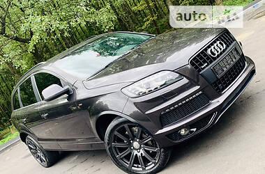 Позашляховик / Кросовер Audi Q7 2015 в Івано-Франківську