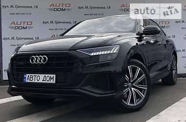 Позашляховик / Кросовер Audi Q8 2018 в Києві