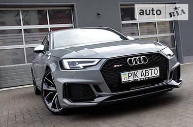 Audi RS4 2019 в Киеве