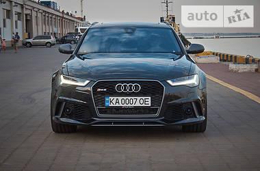 Audi RS6 2017 в Одессе