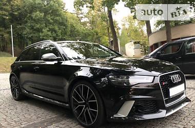 Audi RS6 2016 в Львове