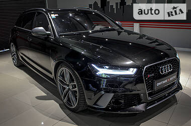 Audi RS6 2016 в Одессе