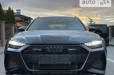 Audi RS6 2020 в Киеве