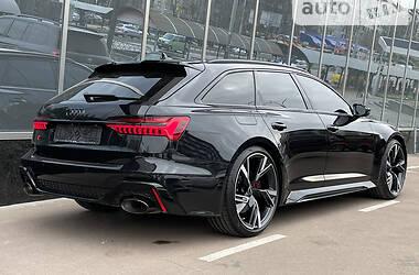 Универсал Audi RS6 2020 в Киеве