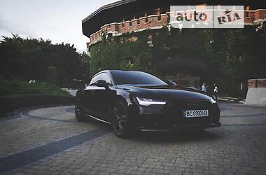 Хэтчбек Audi RS7 2014 в Львове