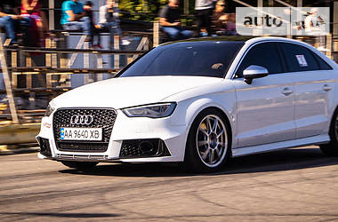 Audi S3 2016 в Киеве