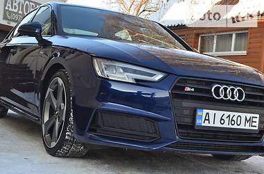 Audi S4 2018 в Києві