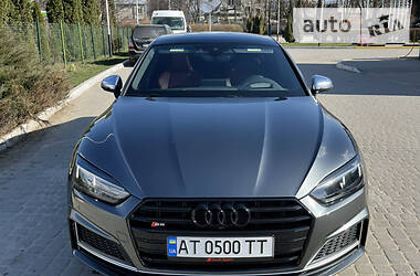 Audi S5 2018 в Киеве