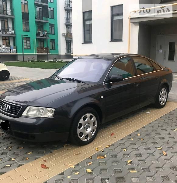 Audi S6 2000 года в Киеве