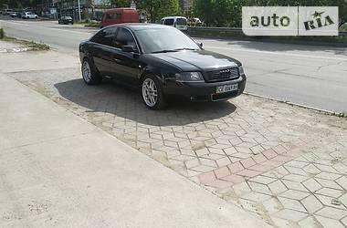 Седан Audi S6 2002 в Черновцах