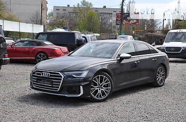 Седан Audi S6 2020 в Одессе