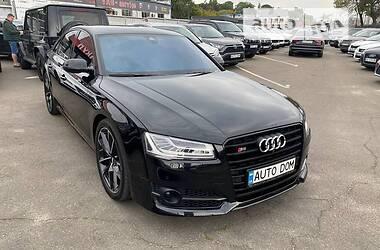 Седан Audi S8 2016 в Києві