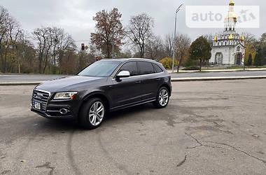 Audi SQ5 2013 в Киеве