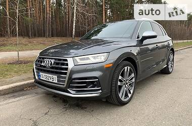Audi SQ5 2017 в Києві