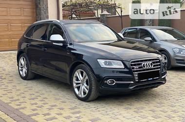 Audi SQ5 2013 в Черновцах