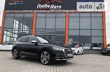 Позашляховик / Кросовер Audi SQ5 2017 в Львові